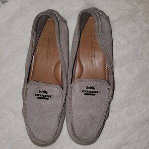 COACH Mary lock up loafer